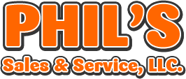 Phil's Sales & Service Logo